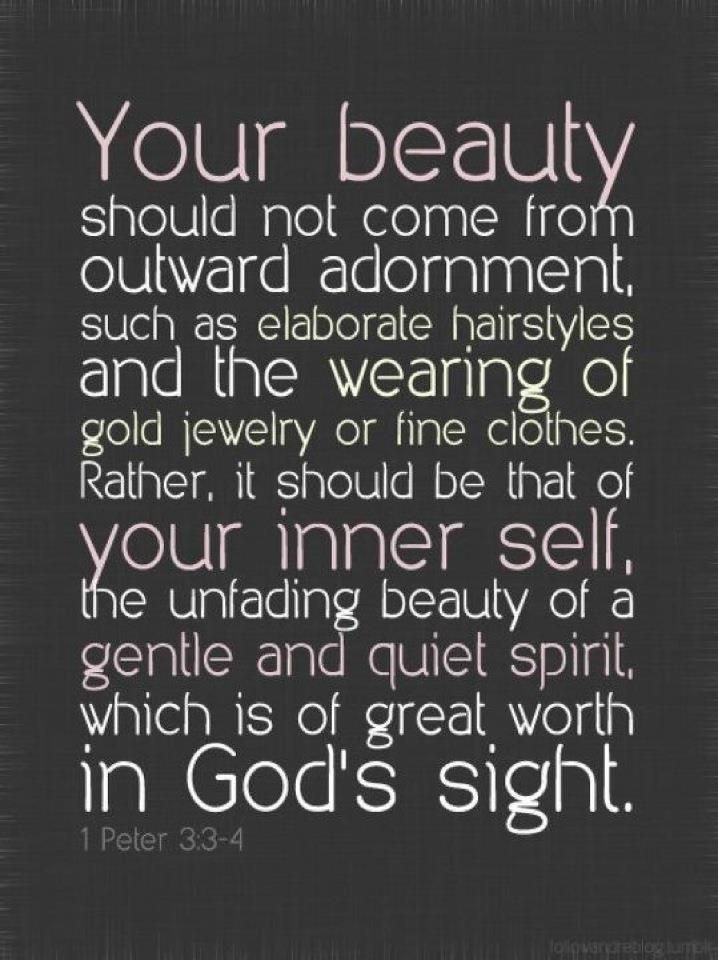 True beauty | Quotations | Christian quotes, Godly woman