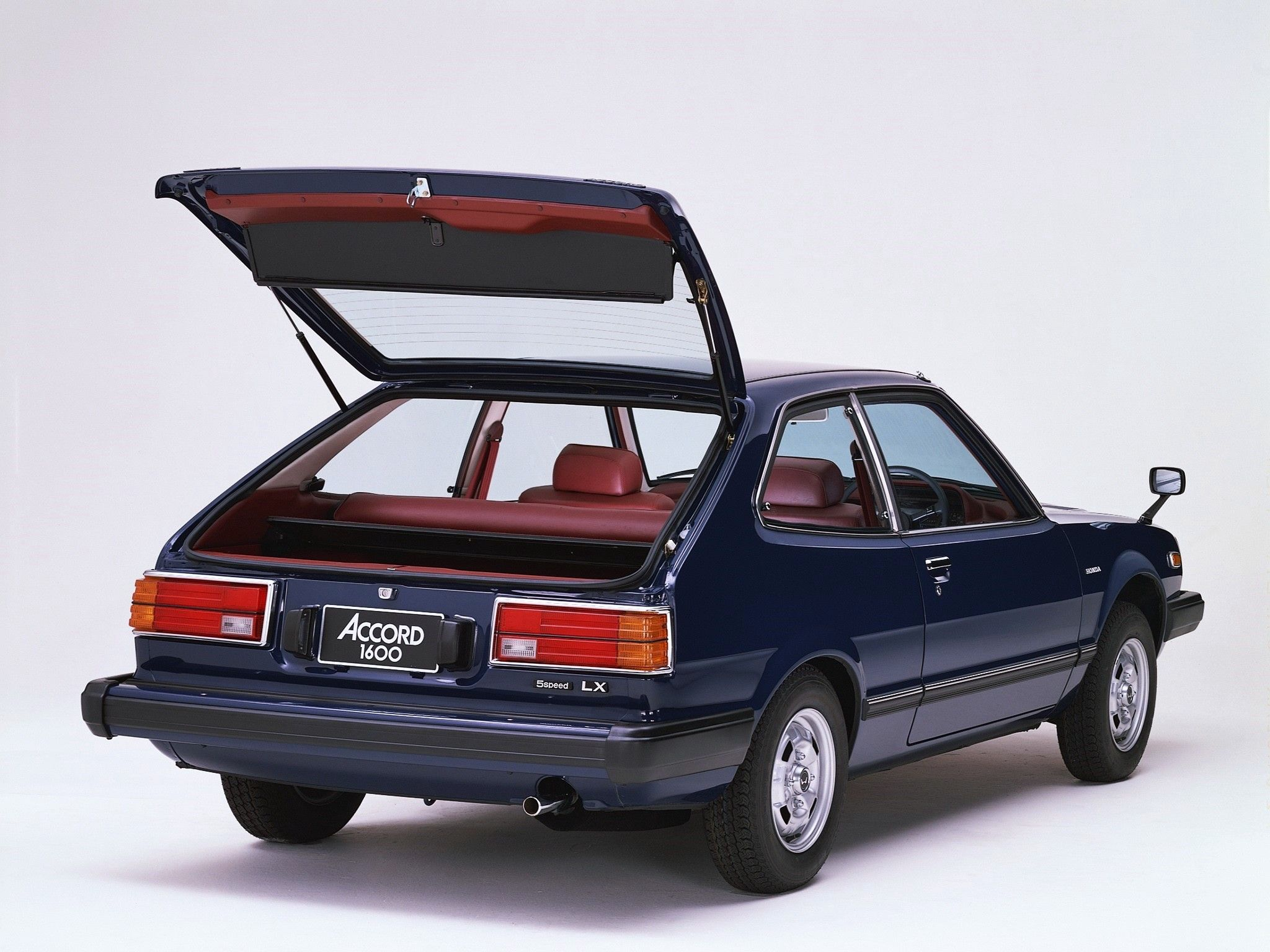 1976 Honda Accord 1600 LX (Japan) Honda accord, Honda