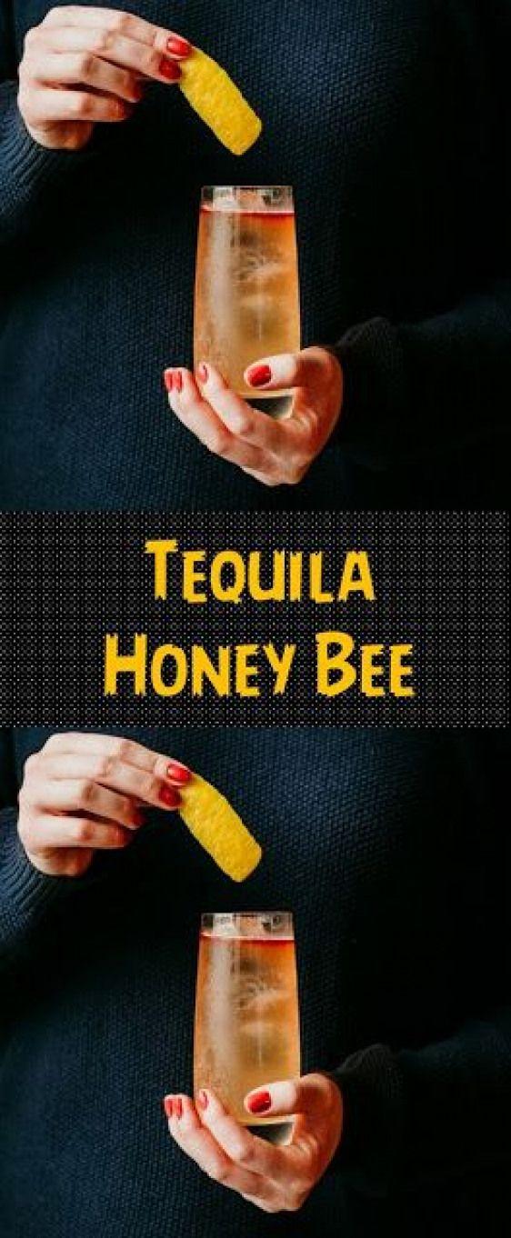 Tequila Honey Bee