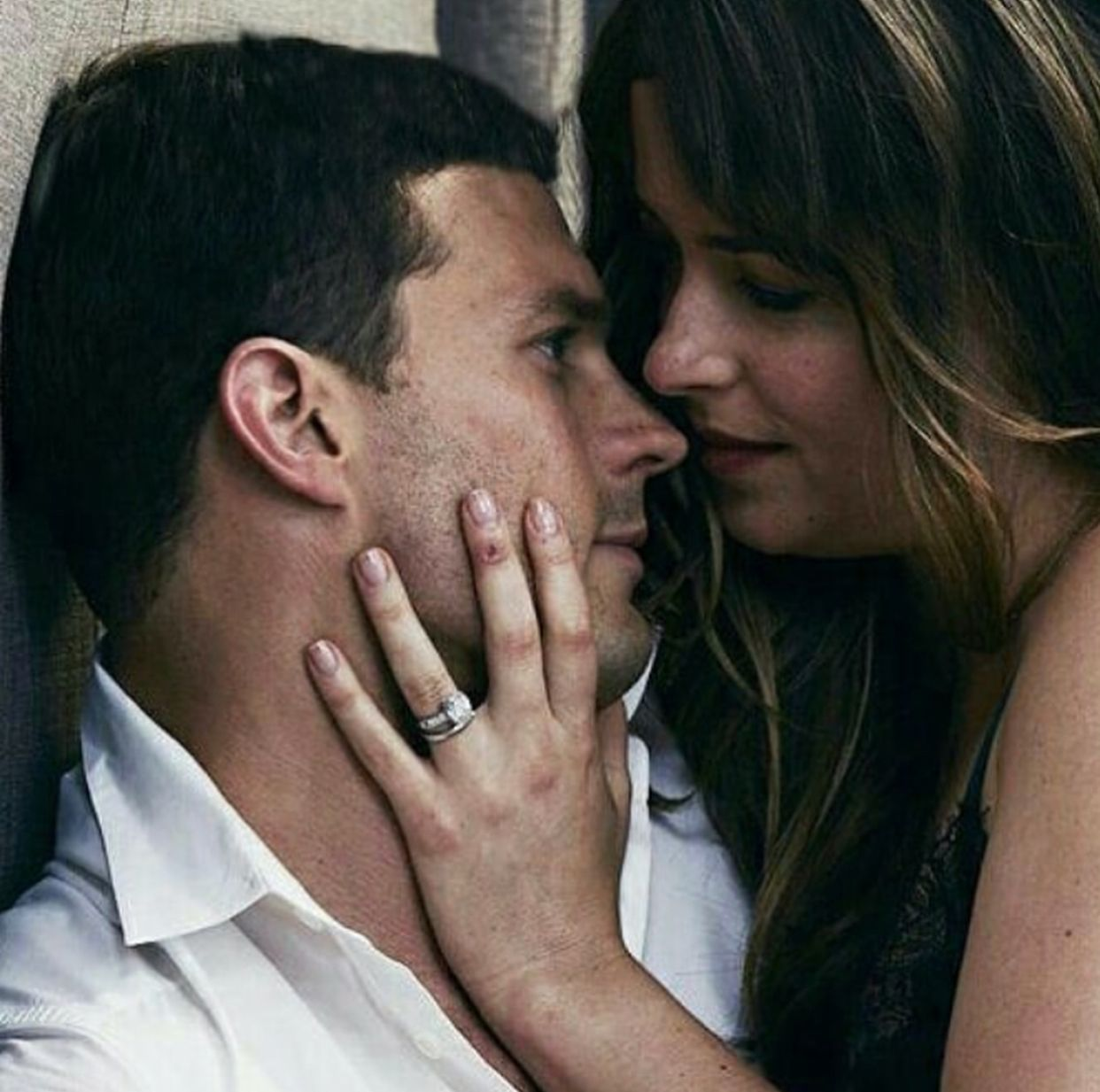 JD❤️DJ ✨ Christian & Anastasia ✨ #fiftyshadesfreed  ❤️❤️ #christiangrey #anastasiasteele #jamiedornan  #dakotajohnson #comingsoon #new