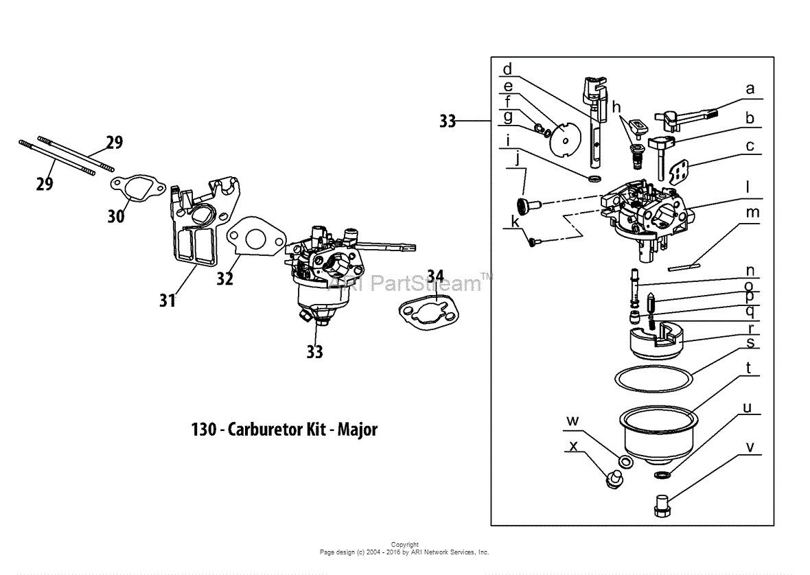 Troy Bilt Bronco Wiring Diagram Troy Bilt Pony 17 5