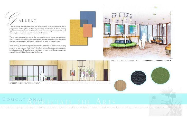 Interior Design Digital Presentation Sheets Google Search With