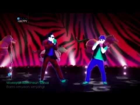 Just Dance 4 Wii Psy Gangnam Style Download Dlc Youtube