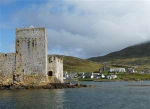 Kisimul Castle Isle of Barra