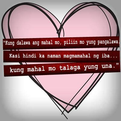 bob ong love quotes | quote | Pinterest | Bobs, Tagalog and Pinoy ...