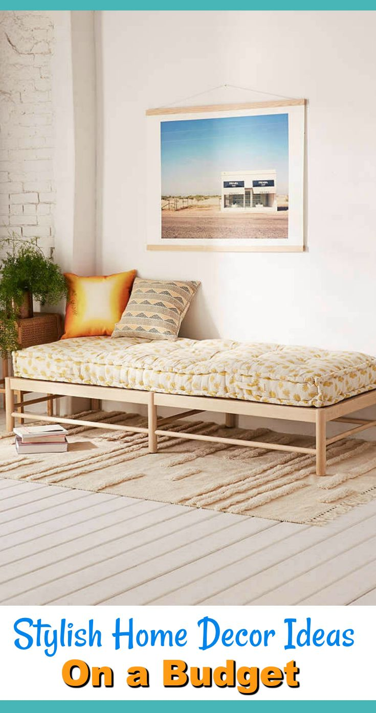 Beautiful and comfortable tufted rohini daybed cushion in all our