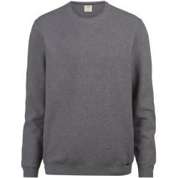 Photo of Olymp Level Five knit pullover, body fit, silver gray, Xxl Olymp