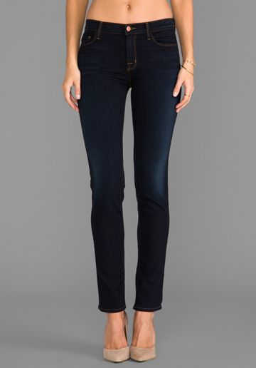 The Best Jeans Hands Down J Brand Midrise Rail In