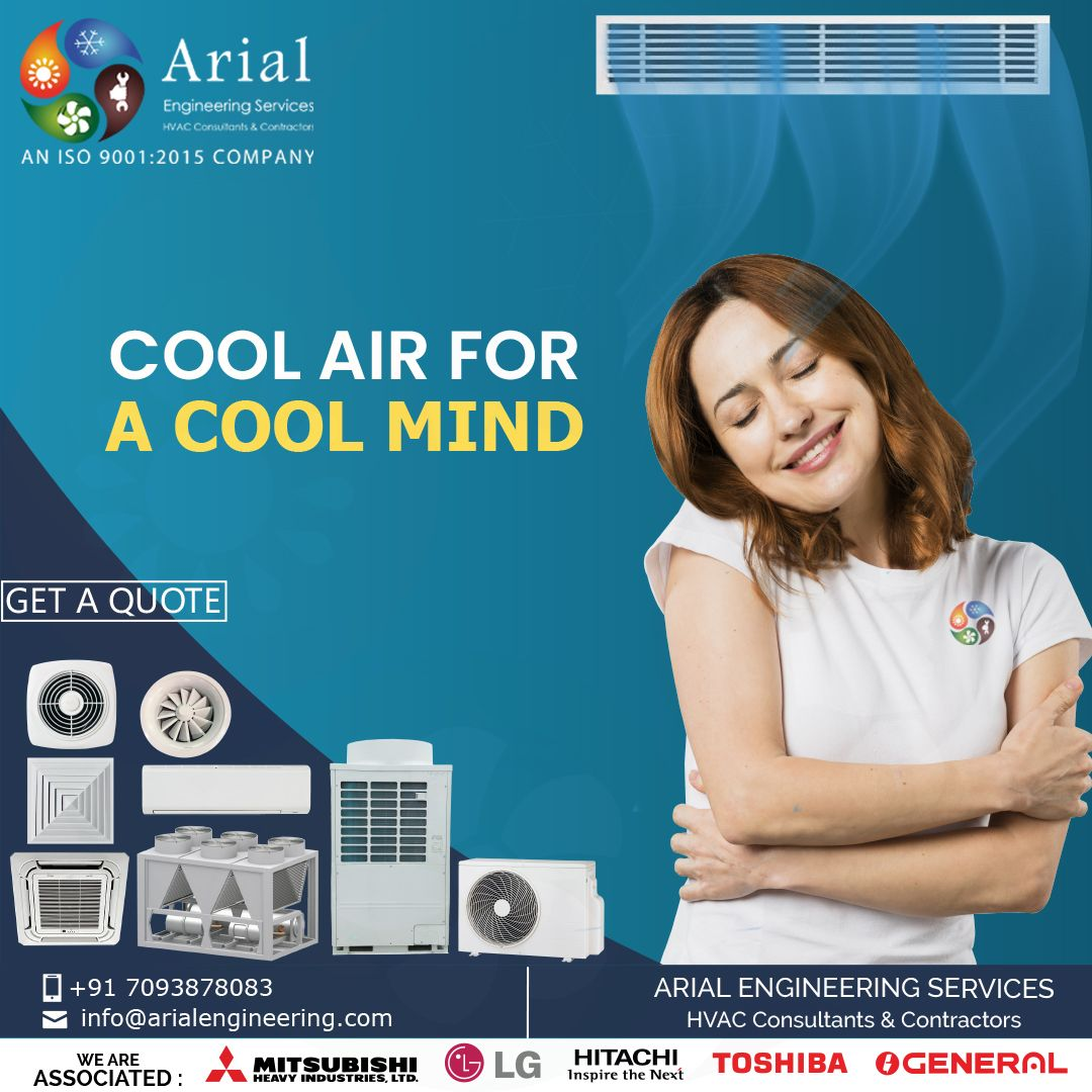 A Cool AirFor A Cool Mind / Arial Engineering Services