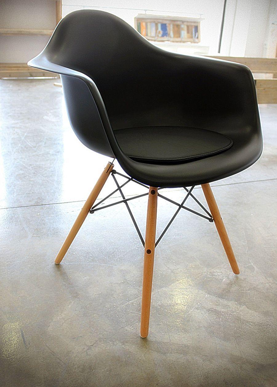 sillas de diseo eames - Sillon Eames