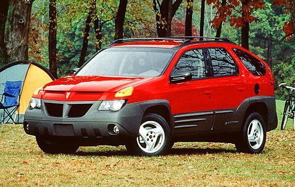 Used Honda Crv For Sale Near Me >> The 10 worst cars sold in America | Pontiac | Pontiac aztek, Cars, Pontiac cars