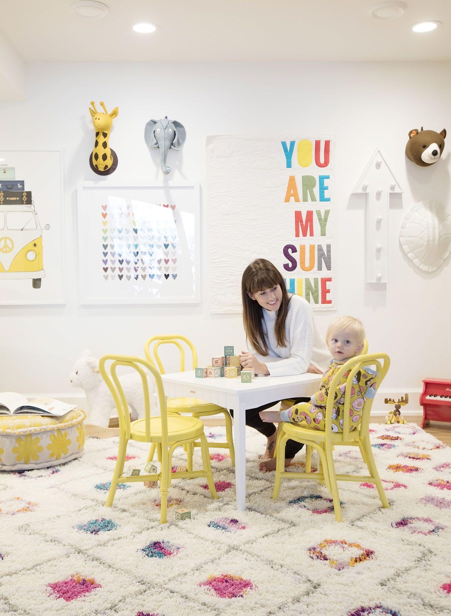 Home Tour Series: Leo's Playroom
