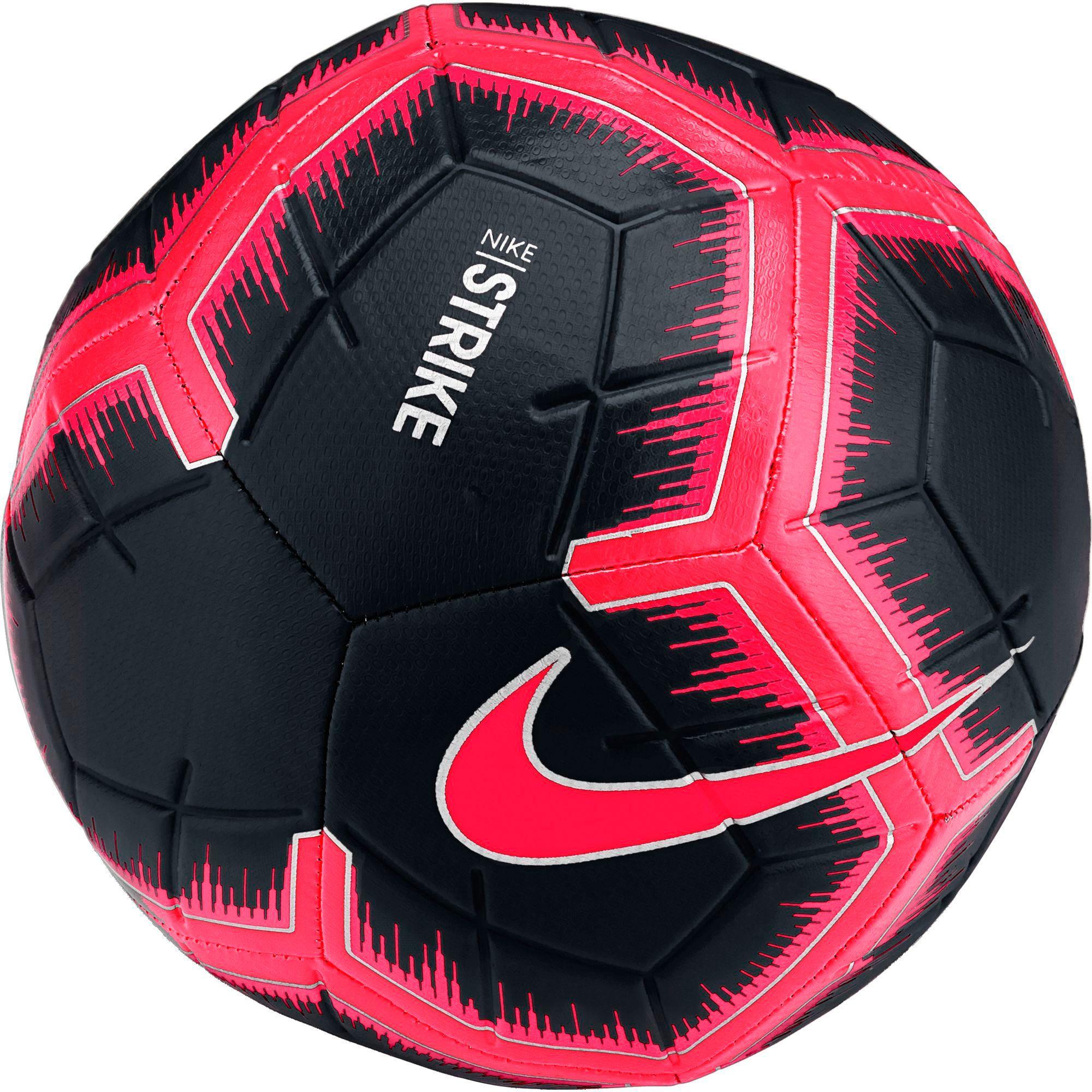 Nike Strike Soccer Ball Black In 2020 Soccer Ball Soccer Soccer Balls