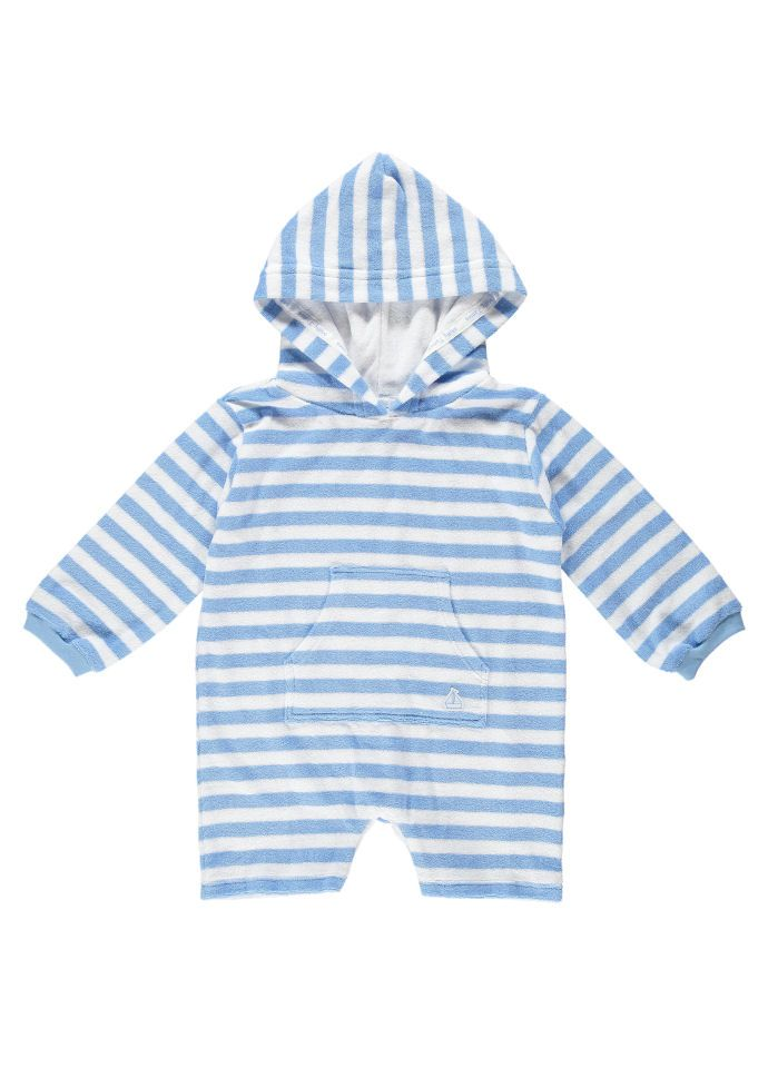 19aecad6bf1dd Baby-Toddler Romper Hooded Suit by Mitty James Kids Beachwear ...