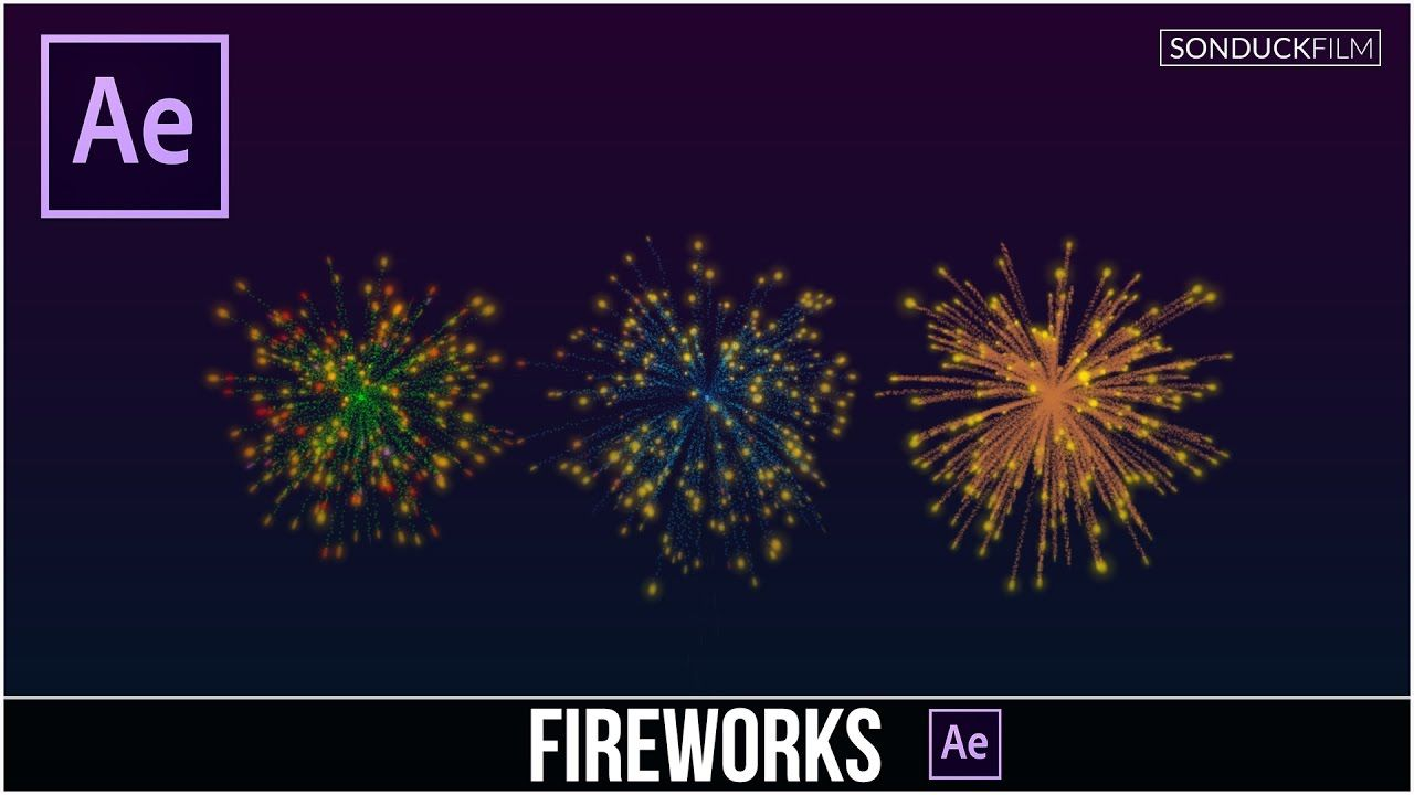 After effects tutorial create fireworks with particular adobe after effects tutorial create fireworks with particular baditri Gallery