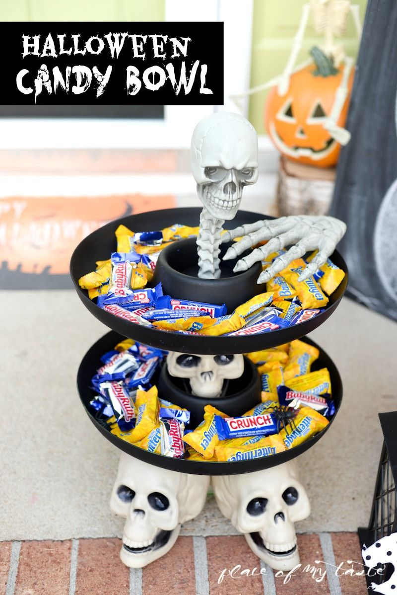 halloween candy bowl | pinterest | candy bowl, halloween candy and