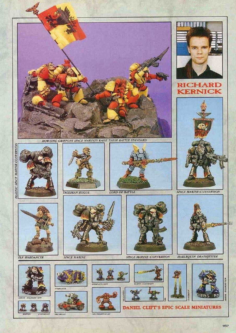 Warhammer Fantasy, Warhammer 40k, Image Archive, Dwarf, Emperor, Heavy Metal, Modeling, Sci Fi, Miniatures