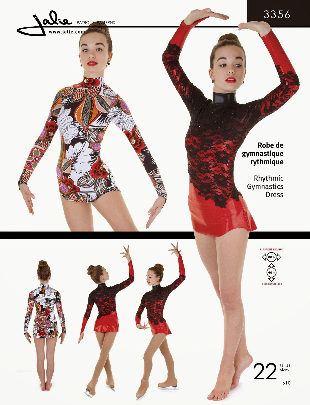 Jalie Sewing Patterns - News, Info and Ideas: 11 New Patterns Now ...