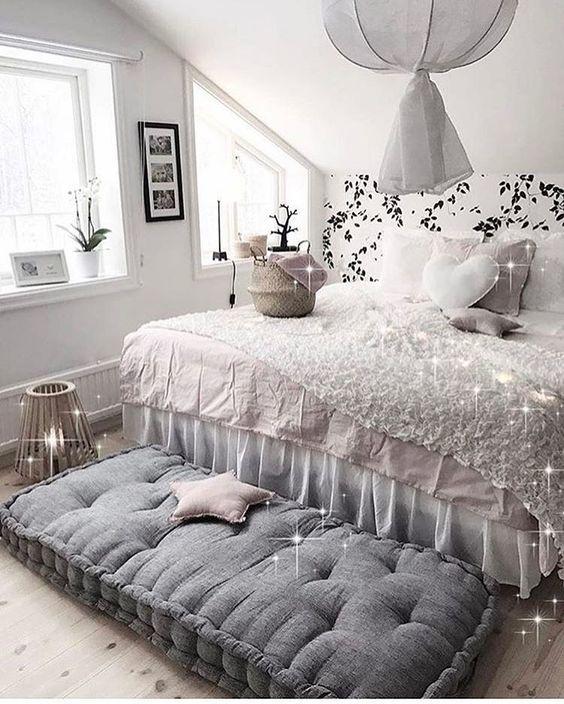 Pinterest @DannieS123 ❁ Romantic Pinterest Diy decoración - decoracion de interiores dormitorios