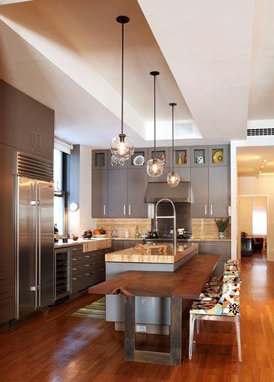 Cozinhas Com Ilha Cozinhas Modernas Cozinha Com Ilha Central