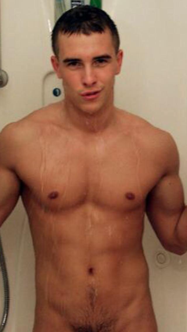 Gay Guys Gym Shower