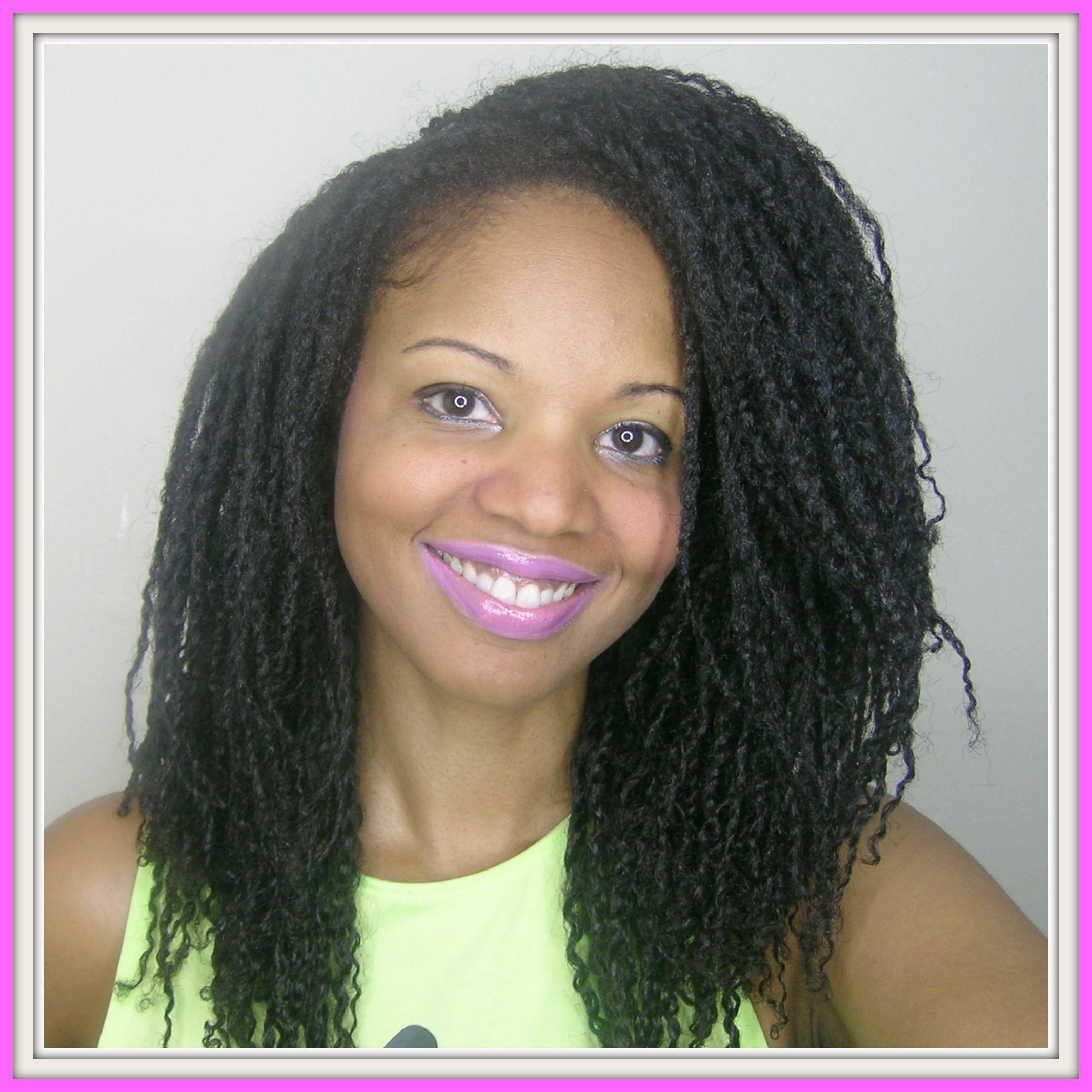 Mini Two Strand Twists   Natural hair styles, Natural hair ...