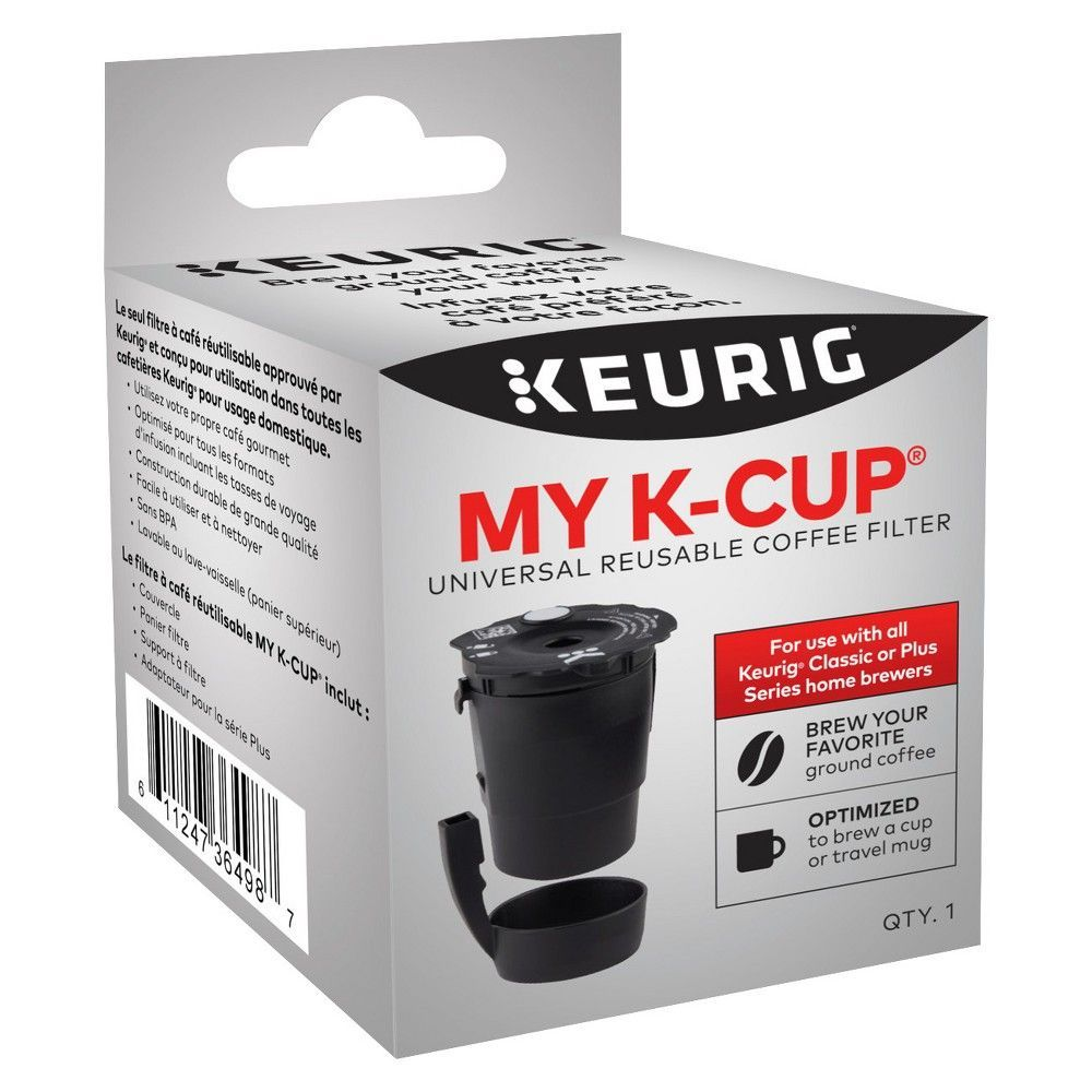 Keurig My KCup Universal Keurig, Reusable coffee filter