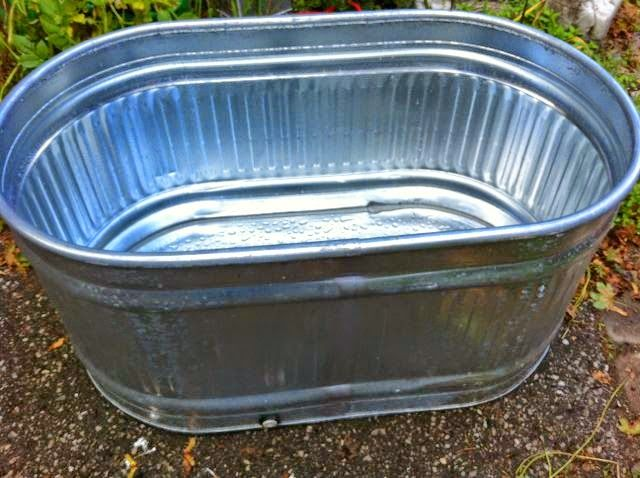 Galvanized Water Trough Inspiration For Gardening Http