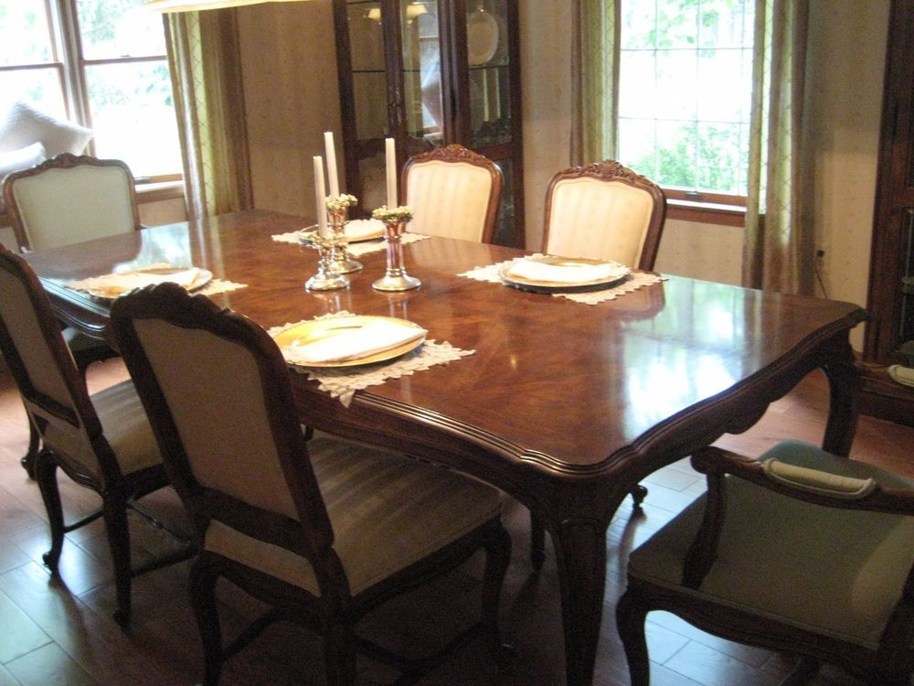 Drexel Heritage Dining Room Set  Dining Room Sets Room Set And Glamorous Heritage Dining Room Furniture Decorating Inspiration