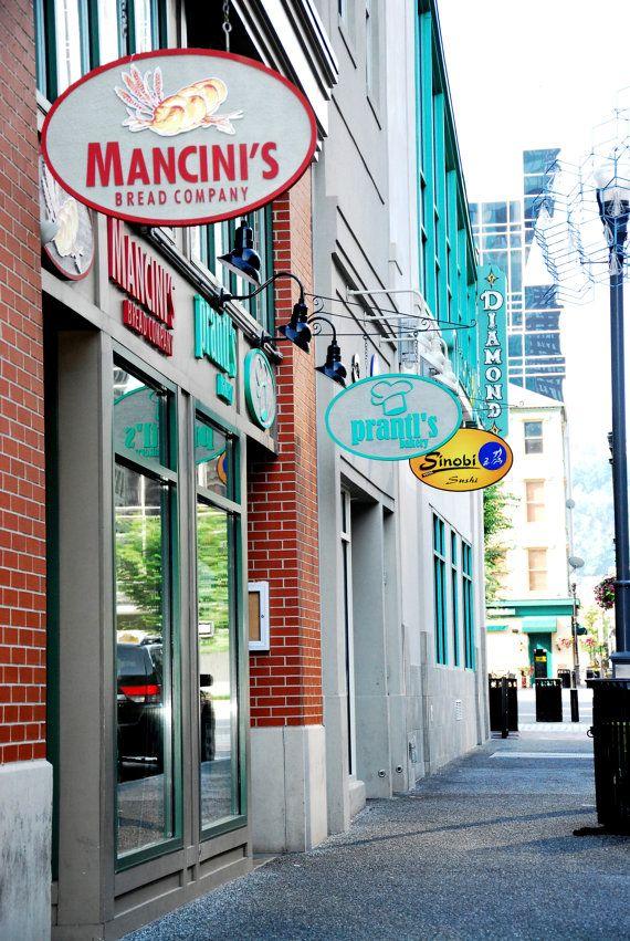 Strip to Market Square, downtown, Pittsburgh, PA Prints ...
