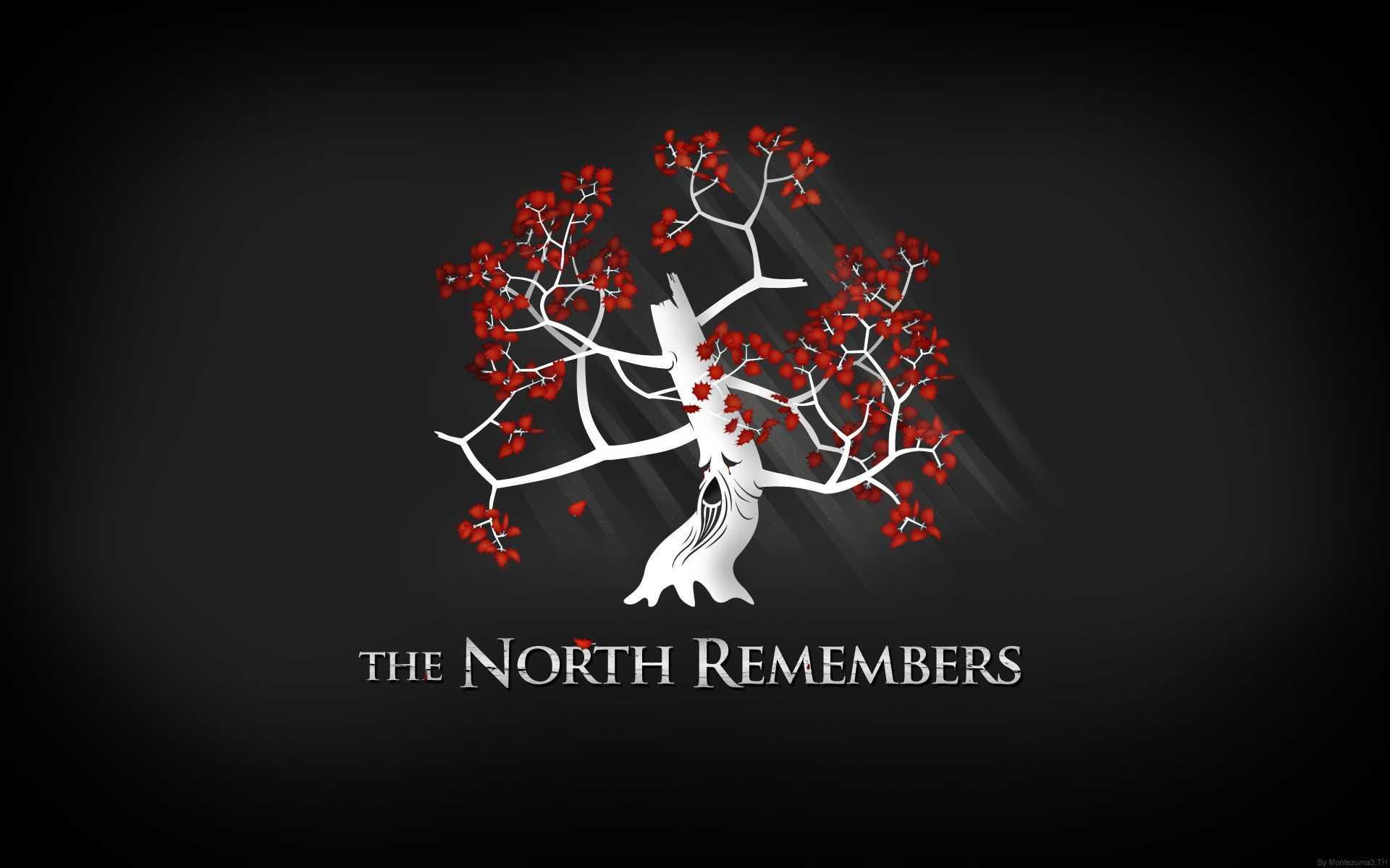 The North Remembers Papel De Parede Do Notebook Fogo E Gelo As