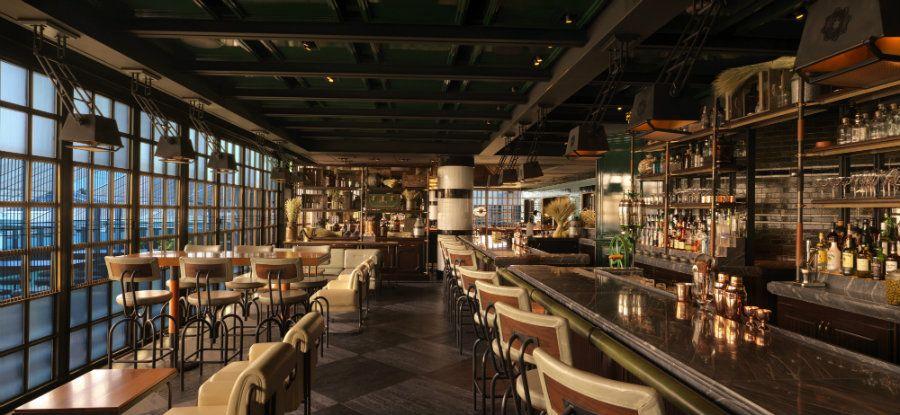 Best Middle East steakhouse restaurant - Dining room area | Butcher