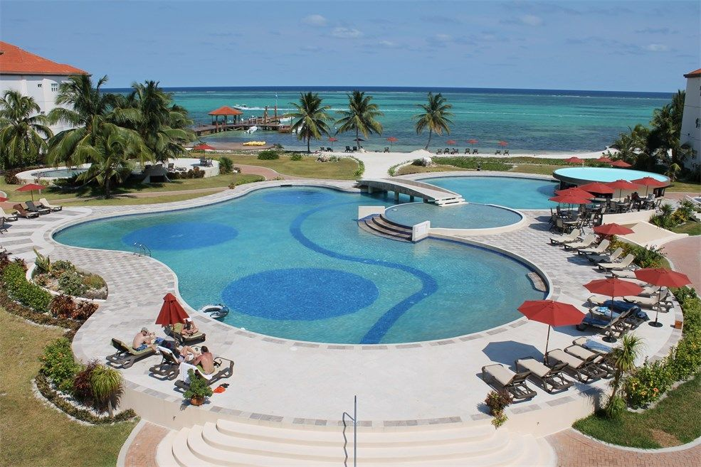 Grand Caribe Penthouse San Pedro Town Ambergris Caye