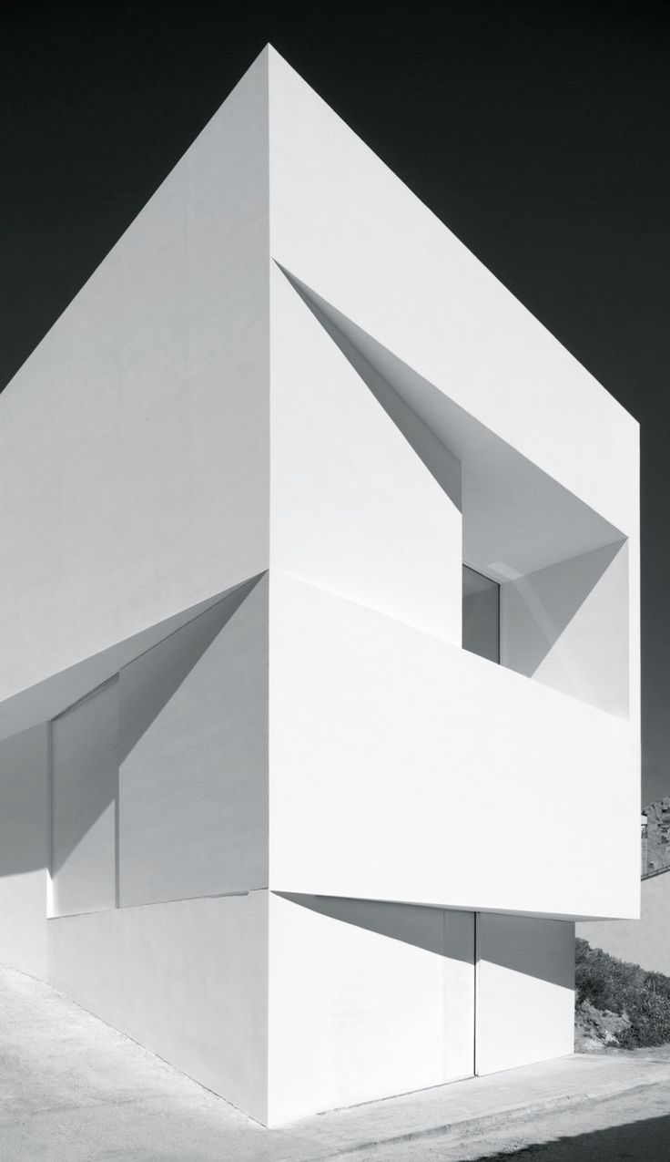 Fran silvestre arquitectos house on the castle for Castle architecture design