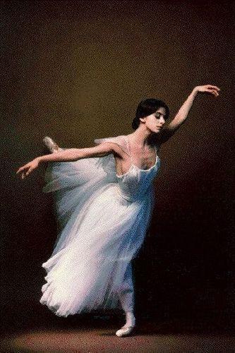 5b34b24ec746 Alessandra Ferri as Juliet. Principal soloist for American Ballet Theatre,  1985.