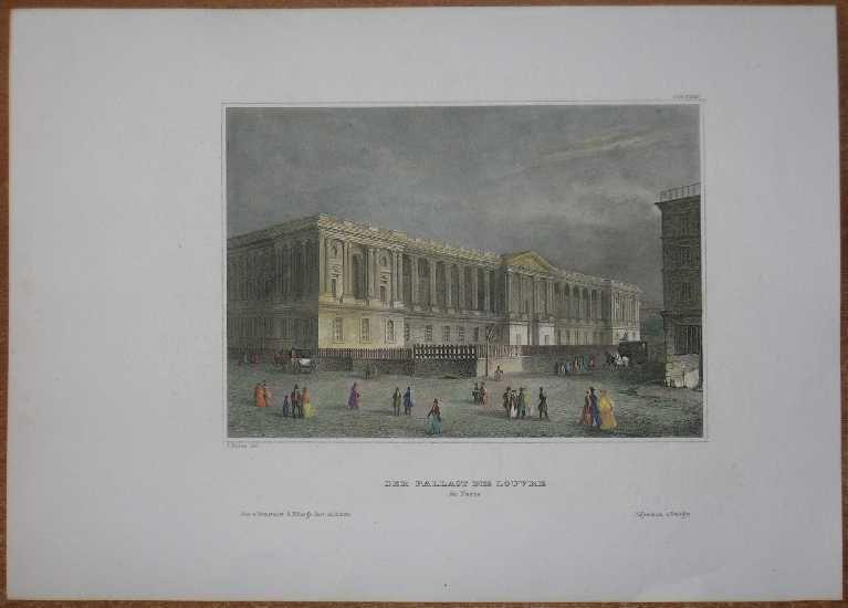 2. Лувр  Лувр – самый известный музей мира.Image