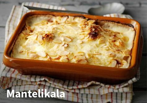 Mantelikala Resepti: Valio #kauppahalli24 #ruoka #resepti #mantelikala