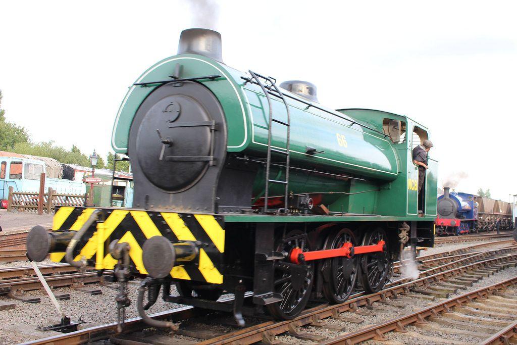 Alle Größen | IMG_8857 Industrial Steam Locomotive | Flickr - Fotosharing!