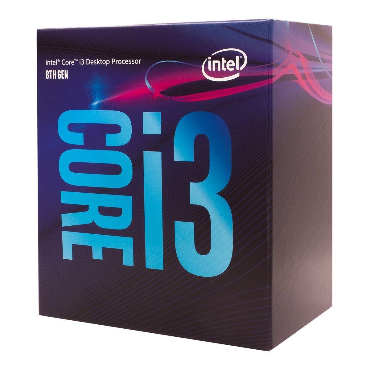 Intel Core I3 8100 Desktop Processor 4 Cores Up To 3 6 Ghz Turbo Unlocked Lga1151 300 Series 95w Intel Core Intel Processor