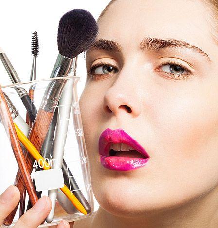 Promi-Make-up-Artist Lauren Buckley verriet uns ihre Tipps für ein hübsches Make-up, das zur Jahreszeit des Frühlings passt.