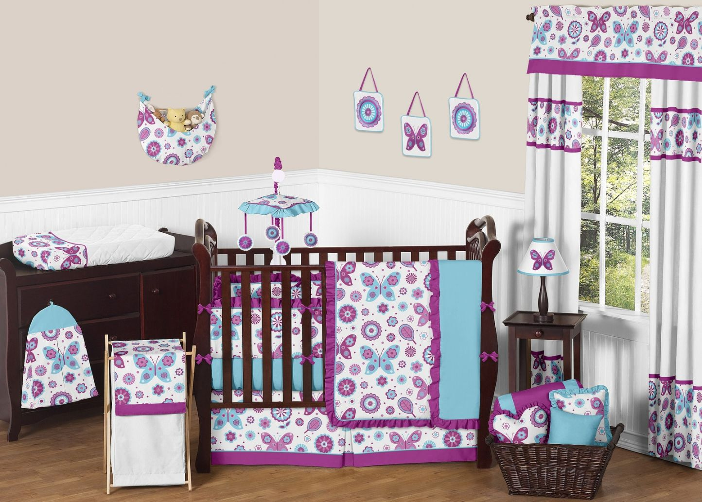 Erfly Baby Room Decorations Home Decorating Ideas