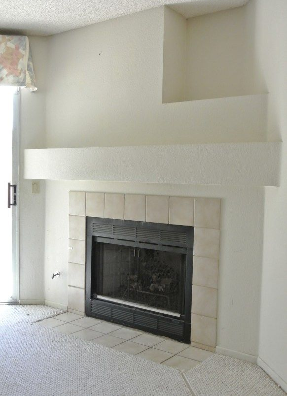 Diy Fireplace Makeover Diy Fireplace Makeover Contemporary