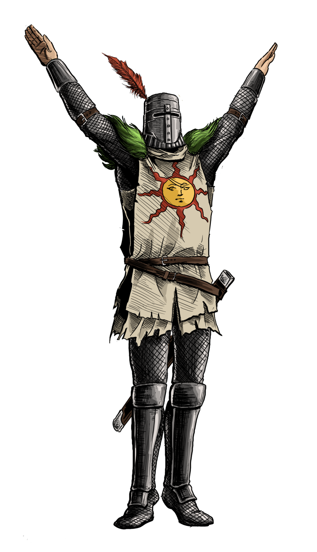 Praise the sun Solaire is getting an amiibo | gaming in 2019