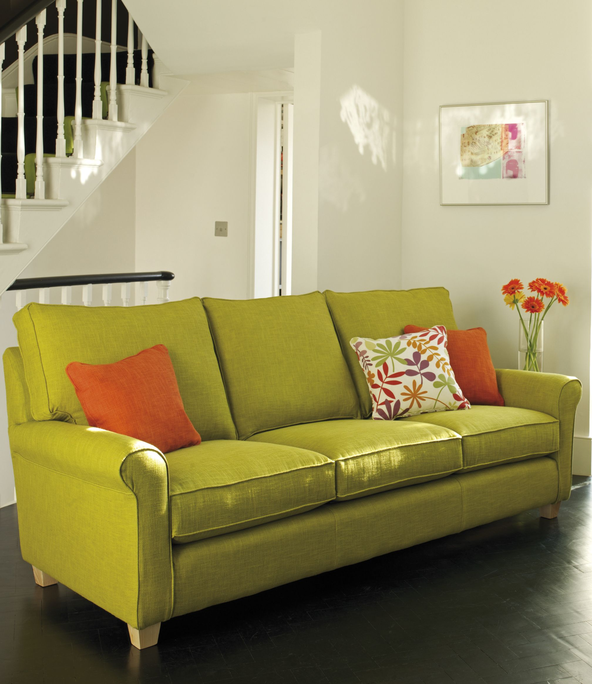High Quality Go Bold And Bright With A Sofa That Screams Of Summer. We Love Multiyorku0027s  Liberty