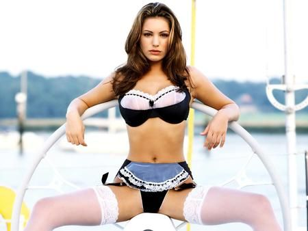 Kelly Brook in Lingerie 7f34cd6a2