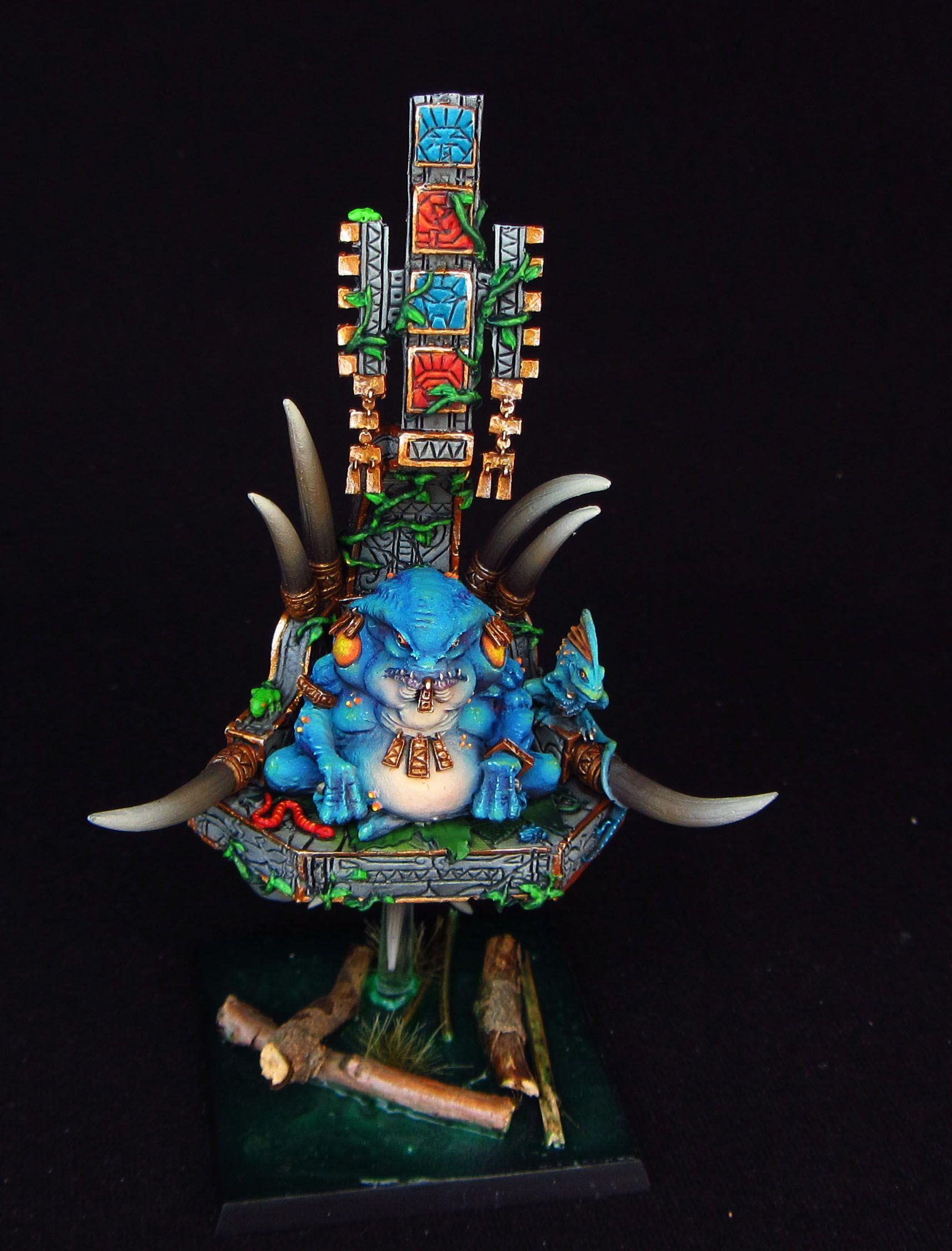 Lizardmen Slann Mage-Priest