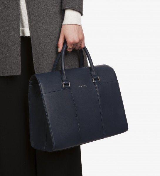 Matt and Nat | Avery Handbag Black AW15 -  Bloomsbury Store - 1
