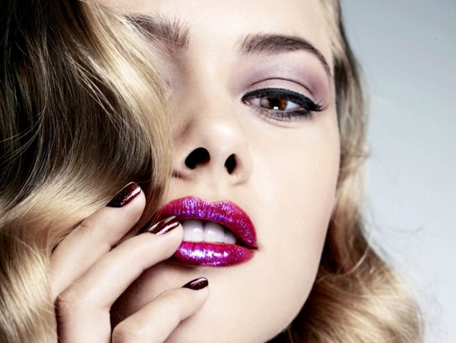 Lisa Eldrigde make up , love it