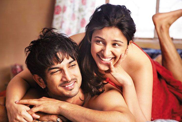Parineeti Chopra Bedroom Scene in Shudh Desi Romance. Parineeti Chopra Bedroom Scene in Shudh Desi Romance   Bollywood