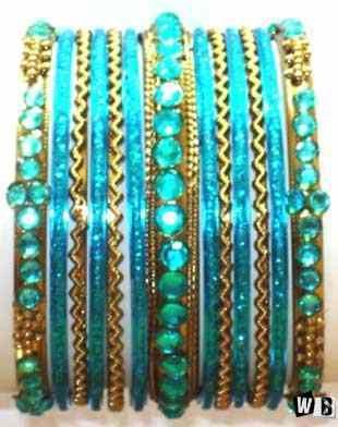 صور اكسسوارات روشة اكسسوارات هندية تجنن Bangles Fashion Jewelry
